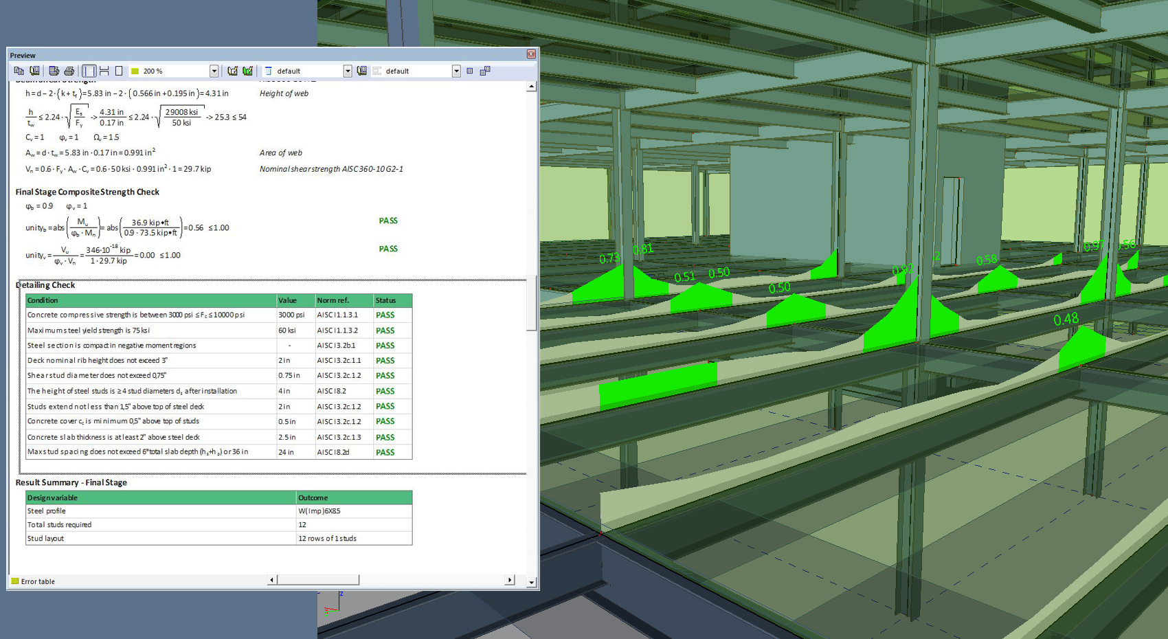 Ibc Codes Supported In Scia Engineer