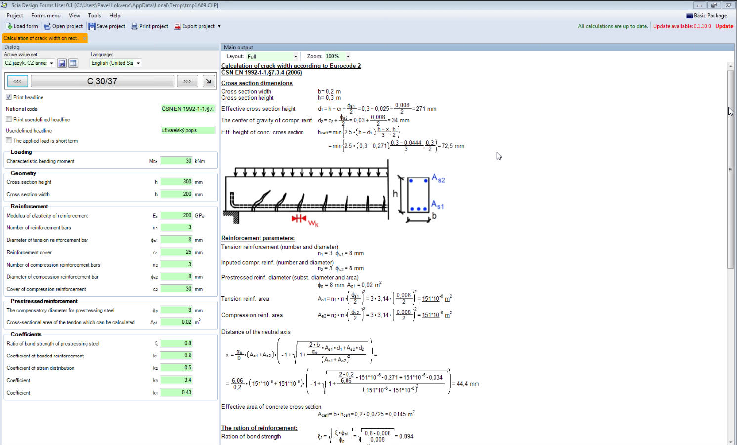 engineering report templates