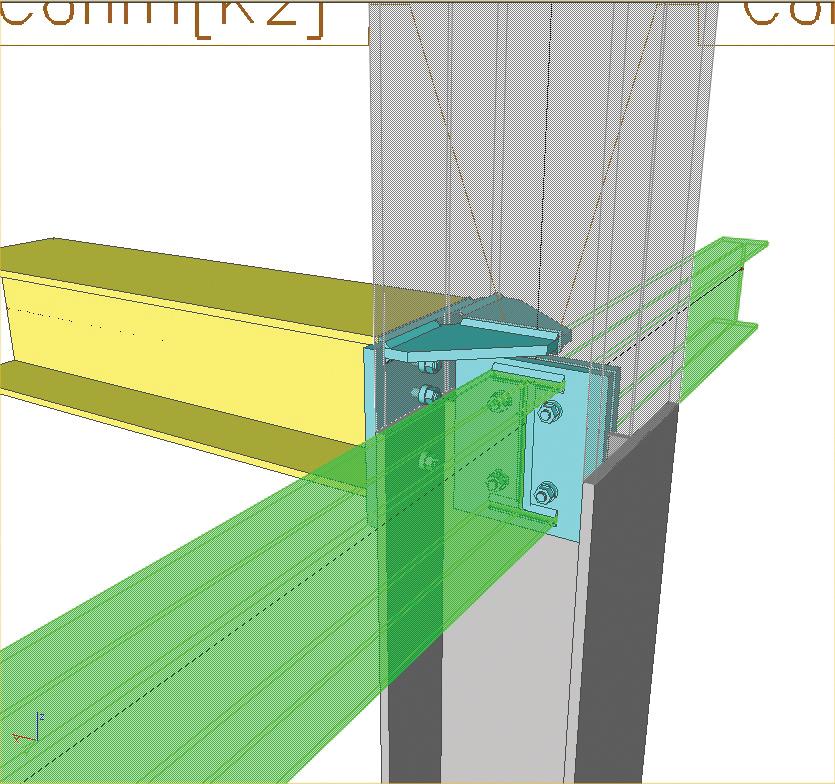 Steel Connection Modeller Esa 18
