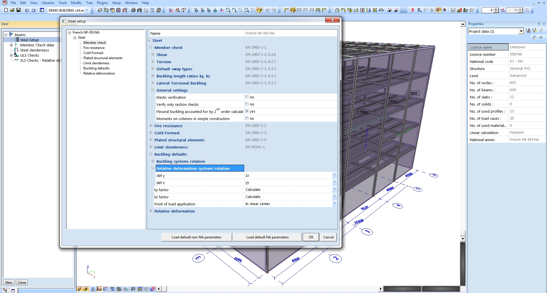 Lateral Torsional Buckling 2nd Order Analysis Ltb Ii